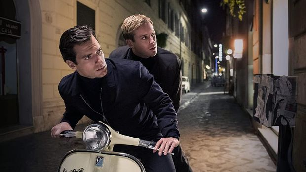 'The Man From U.N.C.L.E'