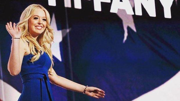 Tiffany Trump. IG: tiffany trump