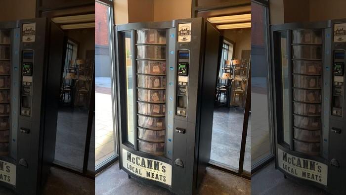 Vending Machine Daging