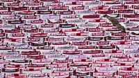 Liga Portugal Main Lagi: Bus Benfica Dilempari Batu, Pemain Terluka