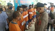 Eksis Selagi Pandemi, 10 Bandar Sabu-Ganja Ditangkap di Cianjur