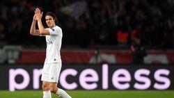 Di tengah Rumor Inter Milan, Cavani Disebut Ingin Main di Spanyol