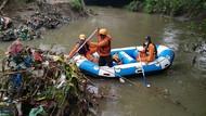 Tergelincir Saat Hendak Buang Sampah, Pria di Medan Tewas Terseret Arus Sungai