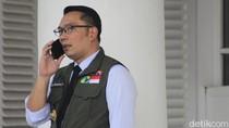 Kadis Jabar Meninggal Positif Corona, RK Tes Swab Lagi: Hasil Negatif