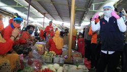 Khofifah Apresiasi Pasar Tangguh & Kampung Tangguh di Kabupaten Gresik