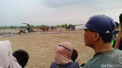 Helikopter TNI AD Jatuh di Kendal Saat Latihan Terbang Endurance