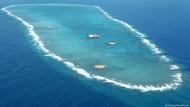 Jepang Pertaruhkan Kedaulatan Selamatkan Pulau Kecil dari Kenaikan Air Laut
