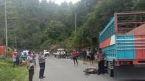 Kecelakaan Maut di Tana Toraja Tewaskan Dua Remaja