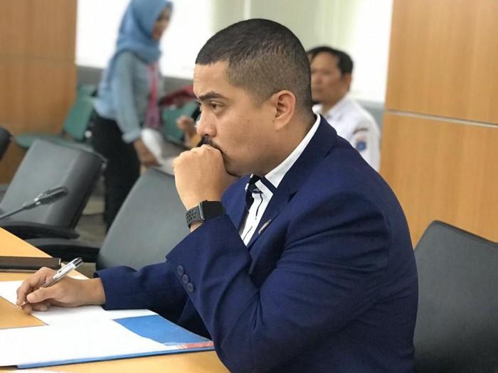 Ketua Fraksis NasDem DPRD DKI Jakarta Wibi