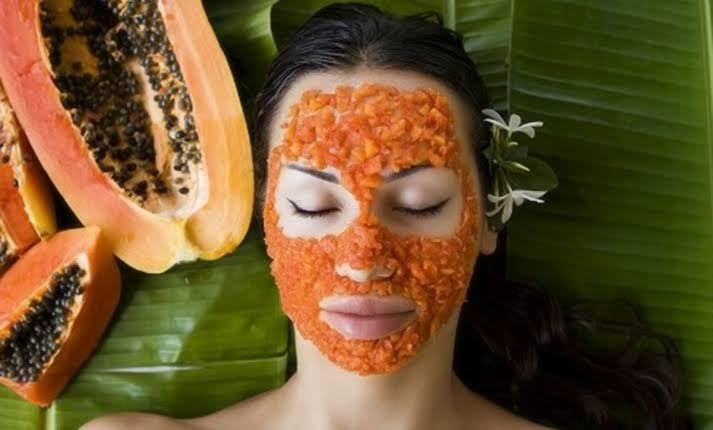kulit buah