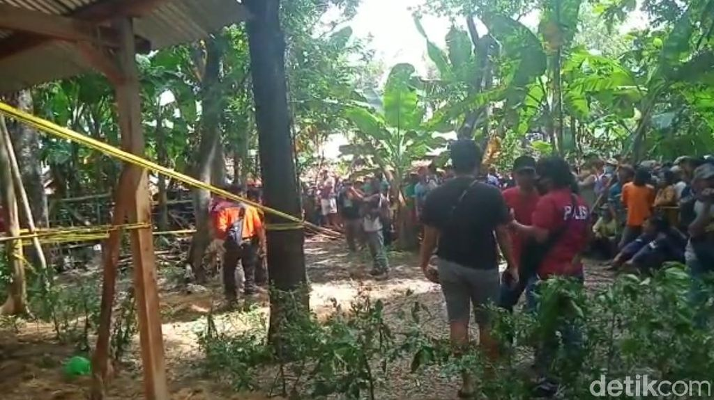 Siapa Wanita yang Mayatnya Ditemukan Tertutup Jerami di Ngawi?