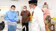 Gubernur Nurdin Minta Unhas Beri Kajian COVID-19 ke Pemprov Sulsel