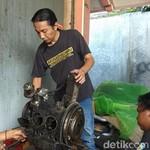 Corona dari Magelang Ini Jago Servis Mobil VW