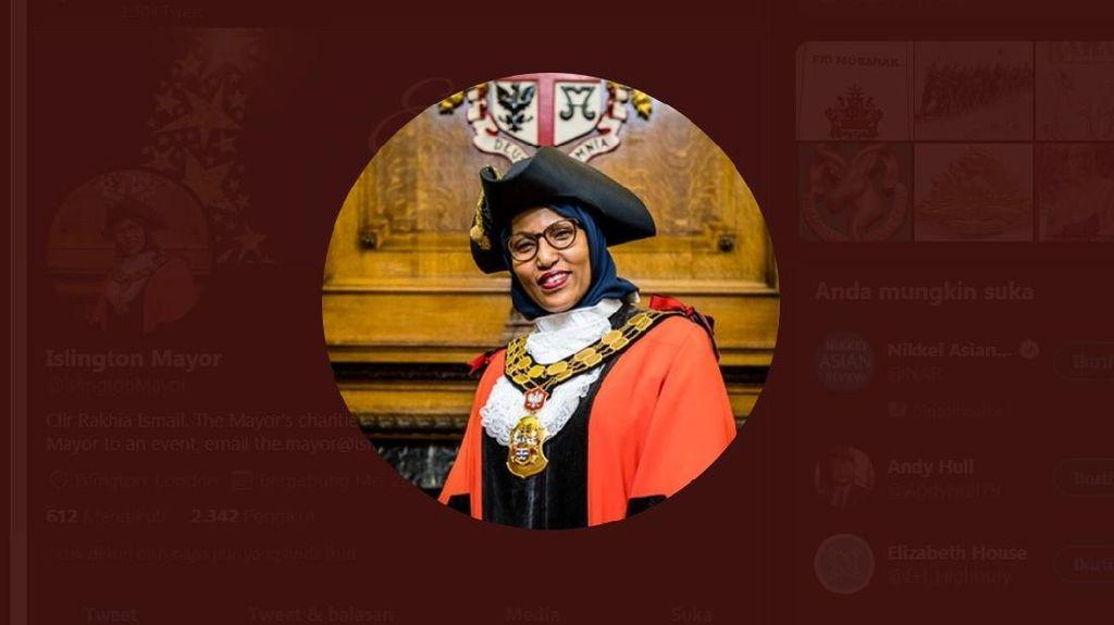 Rakhia Ismail, Wali Kota di Inggris Berdarah Somalia Pertama yang Berhijab