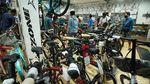 Toko Sepeda Diserbu di Tengah Pandemi Corona