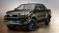 Toyota Hilux Terbaru Meluncur: Wajah Segar, Tenaga Besar