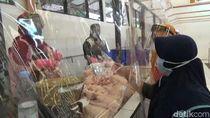 Pemkab Trenggalek Uji Coba New Normal di Pasar Tradisional