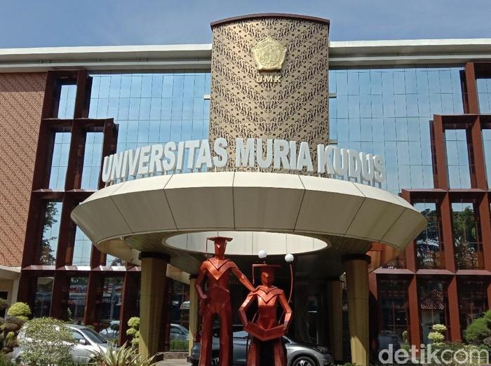 Universitas Muria Kudus (UMK), Sabtu (6/6/2020).
