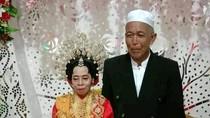 Viral Kakek Duda 73 Tahun di Maros Nikahi Wanita Lajang 51 Tahun