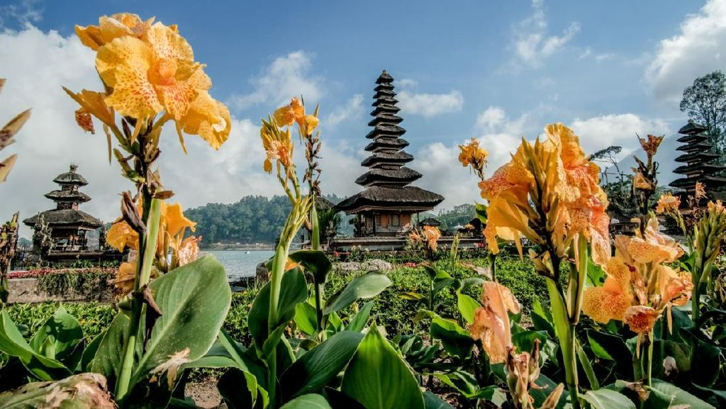 Bali Bidik Turis dari Negara Tetangga Saat Normal Baru