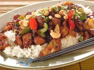 Resep Ayam Kung Pao ala Restoran yang Sedap