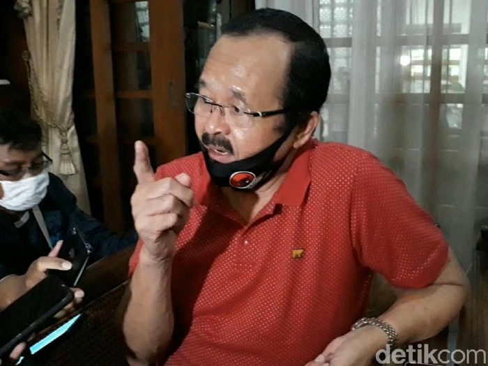 Bakal calon Wali Kota Solo Achmad Purnomo