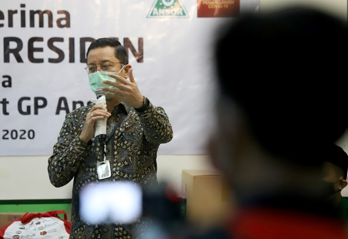 Menteri Sosial (Mensos) Juliari Batubara mengapresiasi peran serta organisasi kepemudaan (OKP) di tengah Pandemi COVID-19. Juliari menilai eksistensi OKP membantu pemerintah dalam mengoptimalkan penyaluran bantuan sosial.