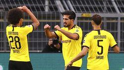 Dortmund Vs Hertha: Gol Emre Can Menangkan Die Borussen