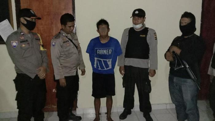 Cekcok Gegara Rokok, Pemuda di Donggala Tega Mutilasi Ayahnya (Foto: Istimewa)