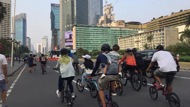 CFD DKI Jakarta di masa PSBB Trasnsisi
