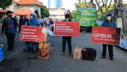 Ada 466 Orang yang Sembuh dari Corona di Surabaya Selama 4 Hari