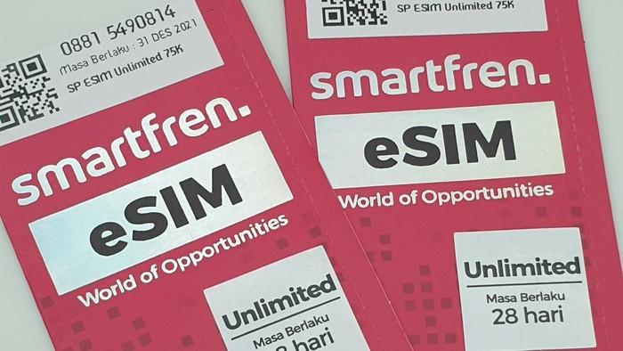 eSIM Smartfren