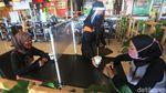 Hadapi New Normal, Restoran di Bekasi Terapkan Protokol Kesehatan