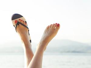 Niat, Pria Curi 126 Sandal Jepit Demi Puaskan Fantasi Seks