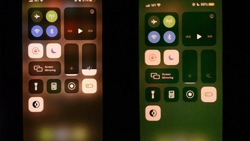 Pengguna iPhone 11 Keluhkan Layar Berubah Kehijauan