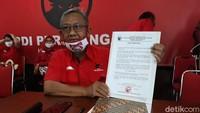 PDIP Solo Tolak Purnomo Rival Gibran Mundur dari Pilkada