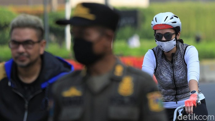 Pemprov DKI Jakarta utamakan transportasi sepeda terkait mobilitas penduduk saat PSBB transisi. Untuk itu, Pemprov DKI mengatur perihal fasilitas bagi pesepeda.