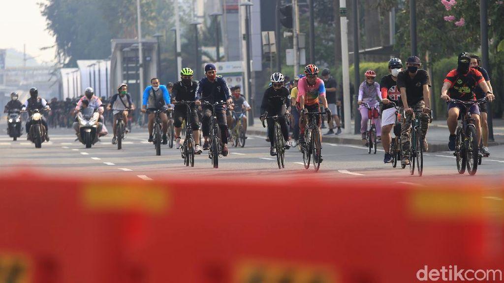 Sanksi Pelanggar Hukum yang Celakai Pesepeda Dinilai Terlalu Ringan