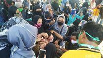Tangis Haru Iringi Pemakaman Lettu Wisnu Korban Heli Jatuh di Kendal