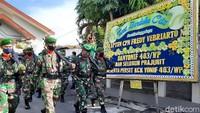 Pelayat Datangi Rumah Duka Korban Helikopter TNI AD Jatuh di Kendal