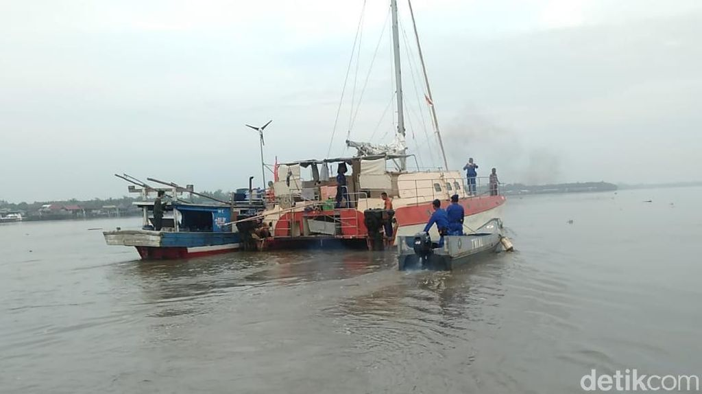 Kantongi Izin, Pelaut Aussie Korban Begal Bertolak ke Jakarta untuk Pulang