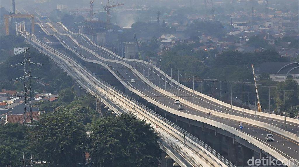 Nama Tol Japek II Jadi MBZ, Mensesneg: Nama Jokowi Juga Ada di Abu Dhabi