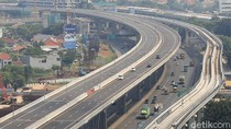 Lalin di Tol Japek Arah Cibitung-MM2100 Dialihkan Mulai Jumat 12 Juni