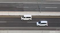 Kok Mobil Tak Lewat Tol Layang Japek Bayar Tarifnya Sama?