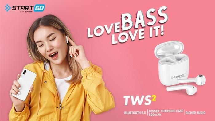 Earphone StartGo TWS2