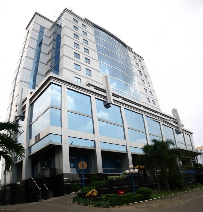 Gedung Bank Bukopin