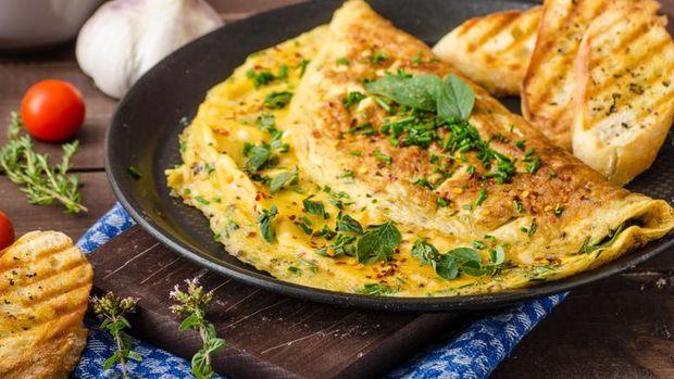 Hidangan telur terbaik di dunia