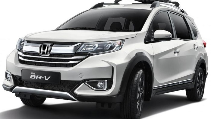 Honda BR-V facelift meluncur di Malaysia