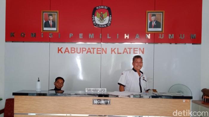 Kantor KPU Klaten