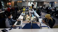 Sektor Non-esensial PPKM Level 3 Jawa Bali Boleh WFO, Kapasitas 25%